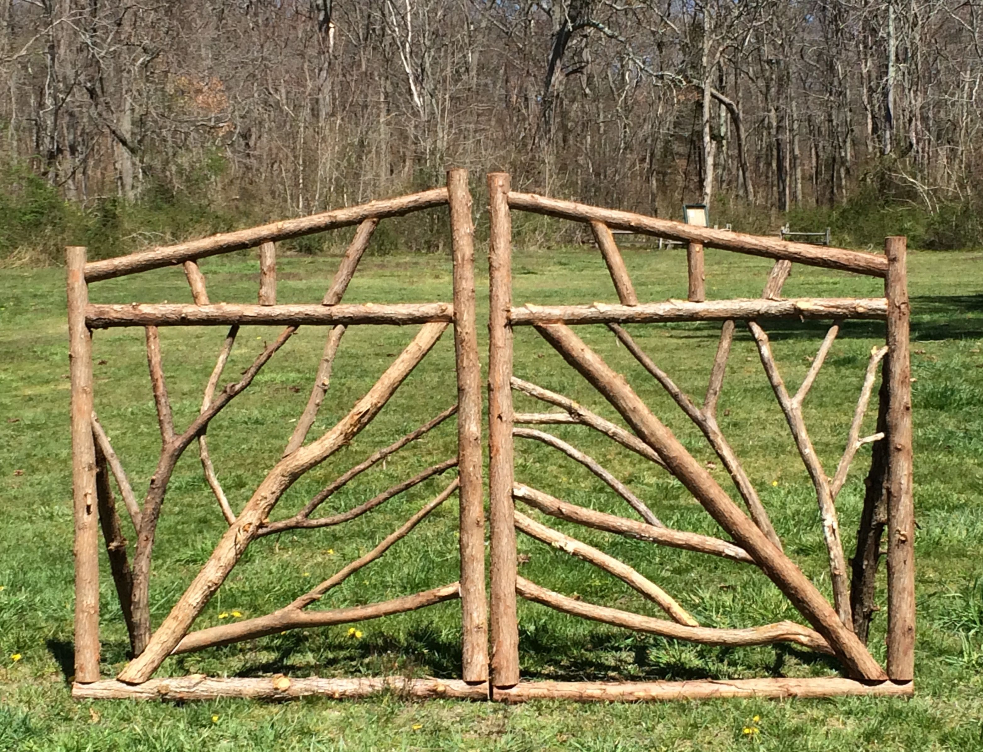 Wood Gardens, Rustic Gardens, Garden Doors, Garden Fencing, Fence Gate,  Privacy Fences, Rustic Crafts, Paths, Benches