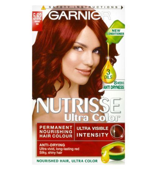 Garnier Nutrisse Ultra Color For Darker Hair With Images Hair