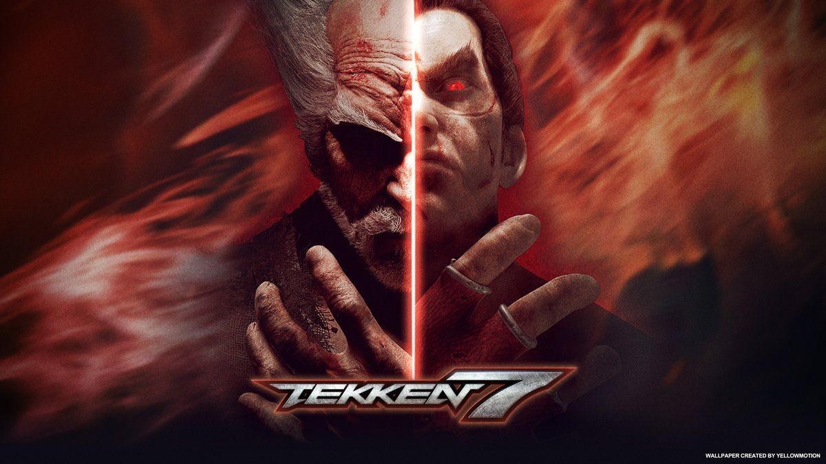 Pin by Lee C on Vidya Games | Tekken 7 pc, Tekken 7, Free games