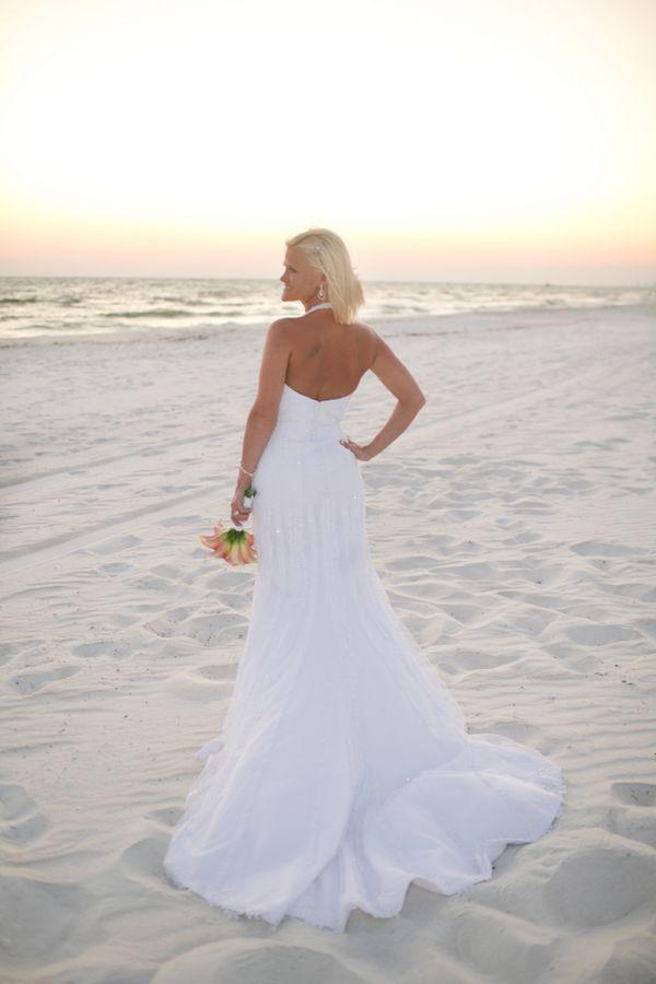 beach wedding dress // adria peaden photography   Bridal Dressing ...