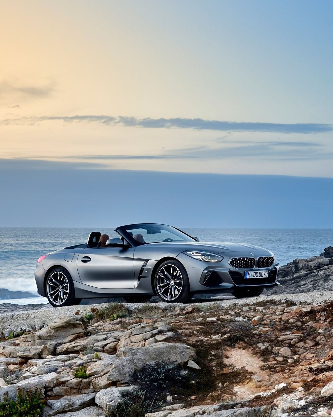 New Bmw Z4: Always Up For An Exciting New Adventure. The All-new BMW