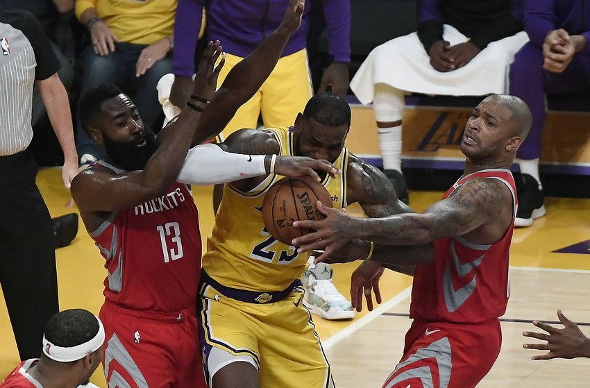 Los Angeles Lakers Lose The Game And A Whole Lot More Los Angeles Lakers Lakers Houston Rockets