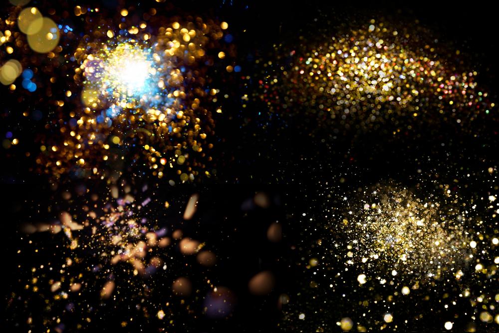 80 Blowing Glitter Photoshop Overlays Confetti Photoshop Overlay Filtergrade Photoshop Overlays Glitter Overlays Blowing Glitter
