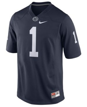 best sneakers 2a90c 580ca Nike Men s Penn State Nittany Lions Replica Football Game Jersey - Blue XXL