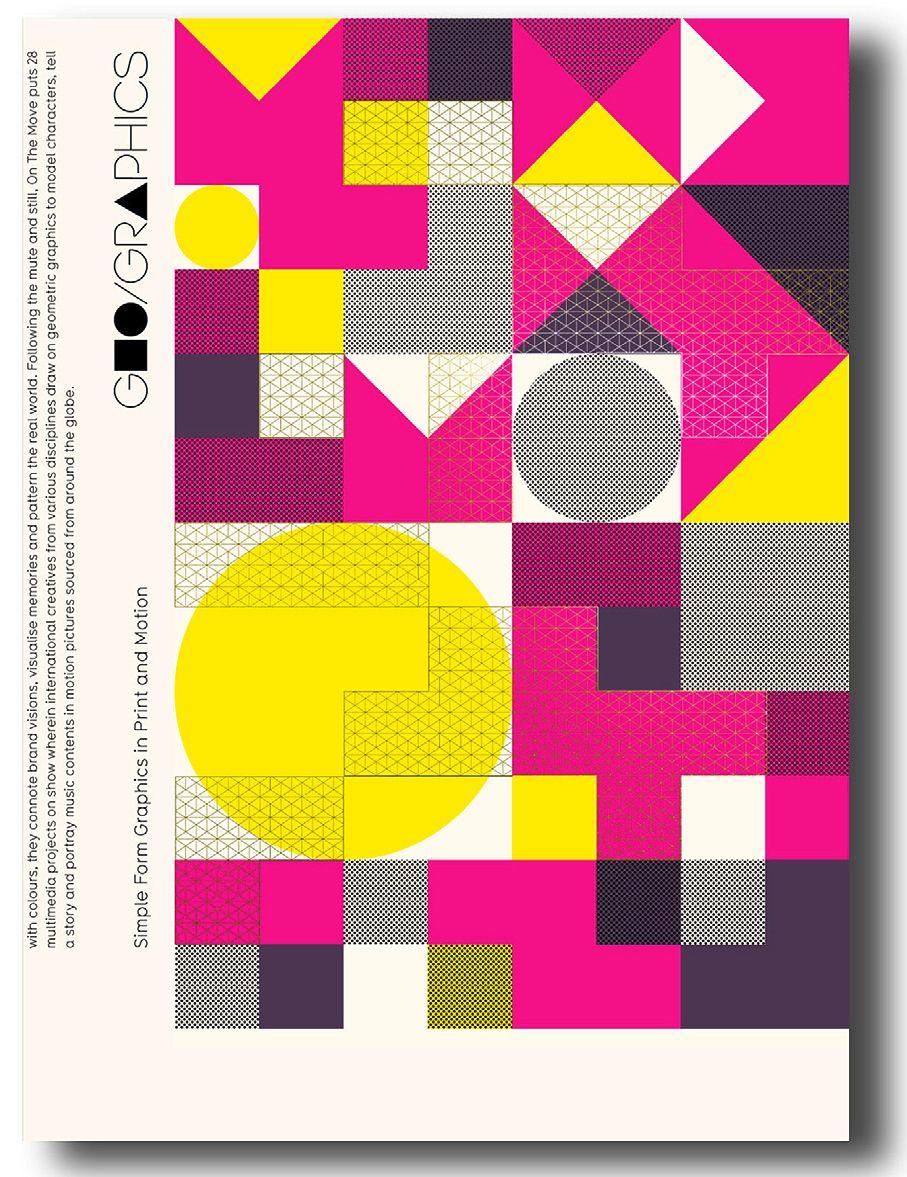 Geo graphics book cover design by melbourne designer heath killen