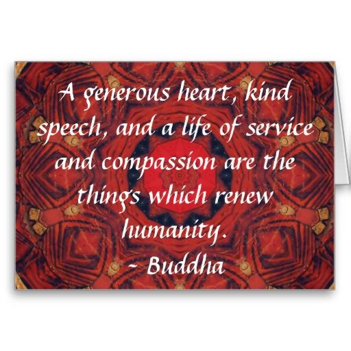 best recommended Buddha compassion QUOTE QUOTATION Cards Buddha