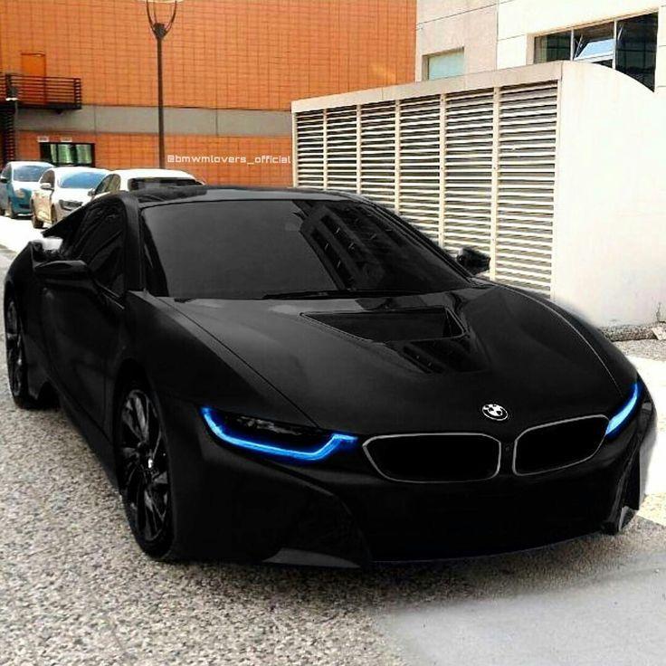 BMW i8_schwarz_kreis_️_ BMW i8schwarzkreis Cool