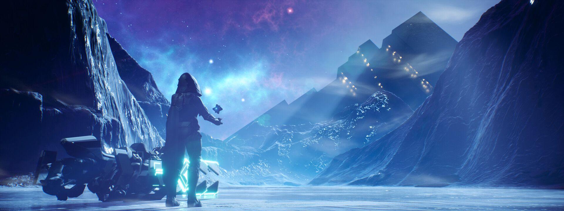 Artstation Beyond Light Destiny 2 Fanart John C Destiny Game Destiny 2 Fanart Destiny 2 Beyond Light