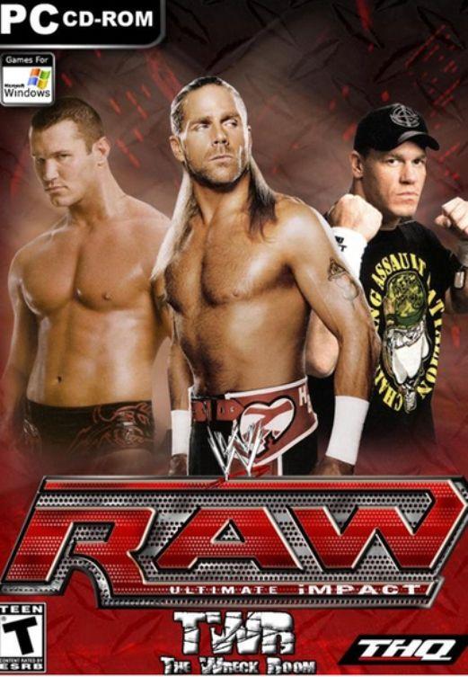 RAW GRATUIT MYEGY SMACKDOWN 2009 PC VS TÉLÉCHARGER WWE