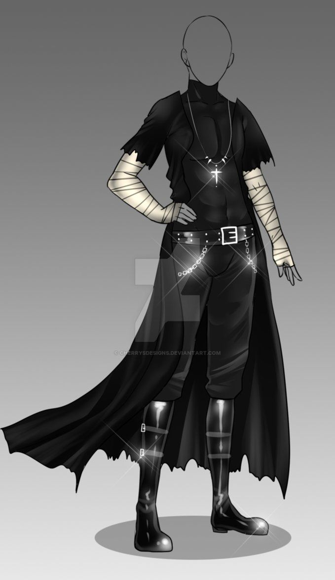 Closed Auction Adopt Outfit 279 By Cherrysdesigns Deviantart Com On Deviantart Anime Outfits Hero Costumes Drawing Clothes