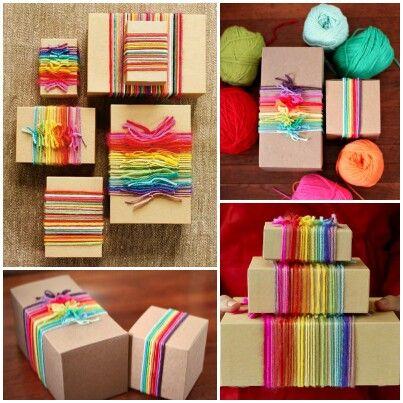 Regalos originales manualidades envoltorios regalos - Envoltorios regalos originales ...