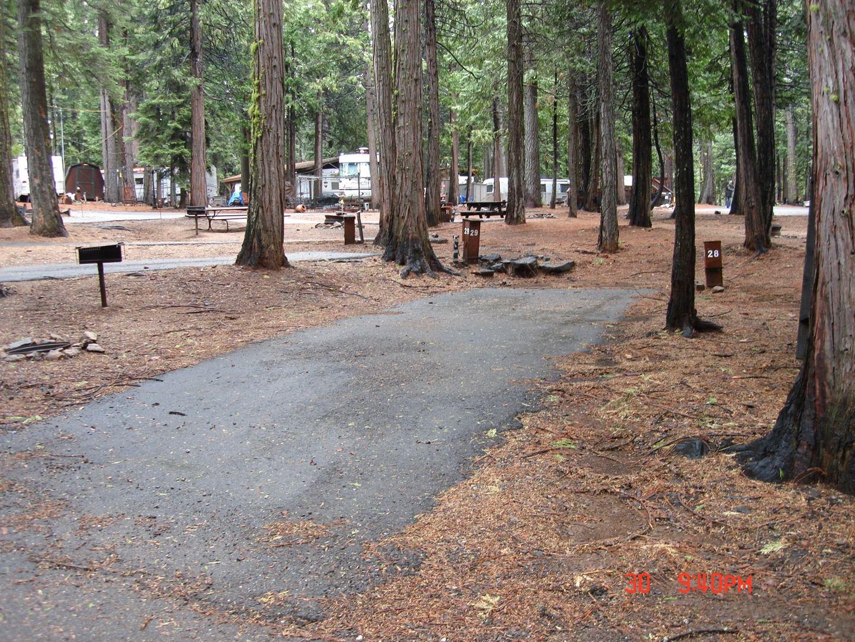 Golden Pines Rv Resort Camp Connell Ca Full Hookups No