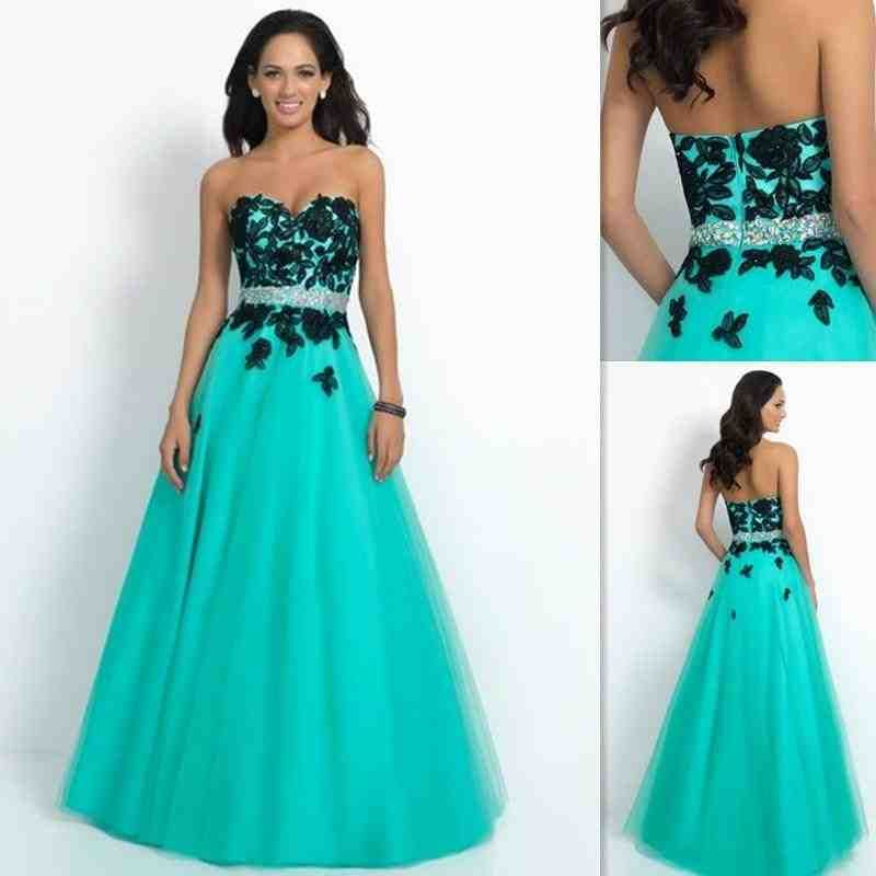 Teal And Black Bridesmaid Dresses Black Bridesmaid Dresses
