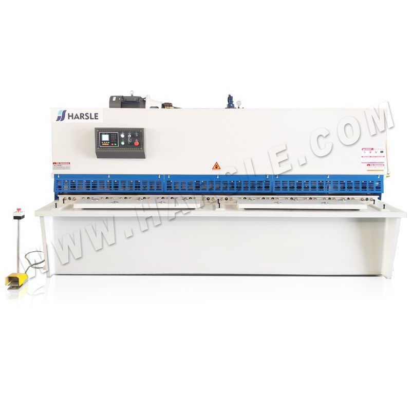 Qc12k 10 3200 Hydraulic Metal Shear With E21s Sheet Metal Shearing Machine For Sale Cnc Press Brake Sheet Metal Hydraulic
