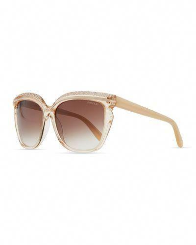 24f64c2e791 Jimmy Choo Sophia Embellished Sunglasses