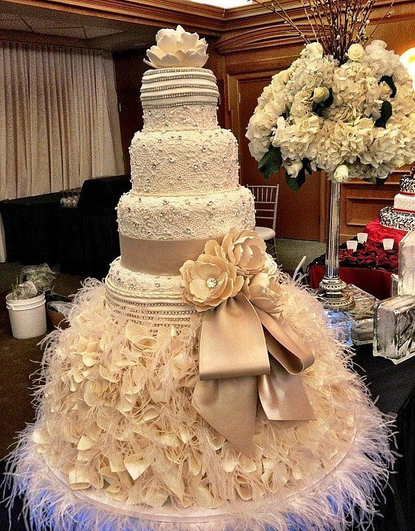 Famous Wedding Cake Designers New York London Philippines