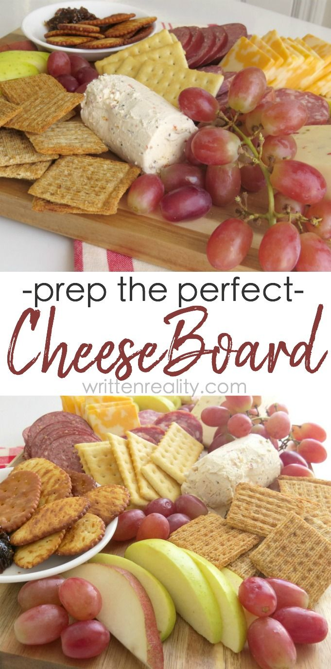 Prep the Perfect Cheese Board images