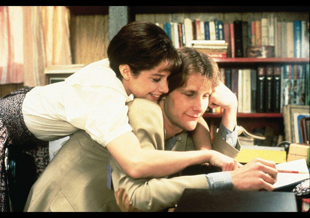"""Debra Winger & Jeff Daniels in """"Terms of Endearment ..."""