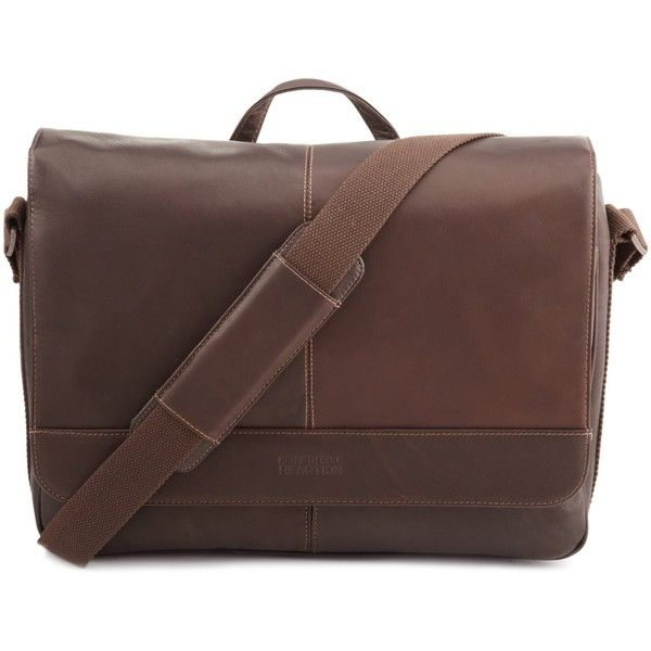 Kenneth Cole Reaction Luggage Risky Business Messenger Bag