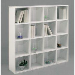 Colecci/ón Classico Estanter/ía de Cubo con 9 estantes Meubletmoi