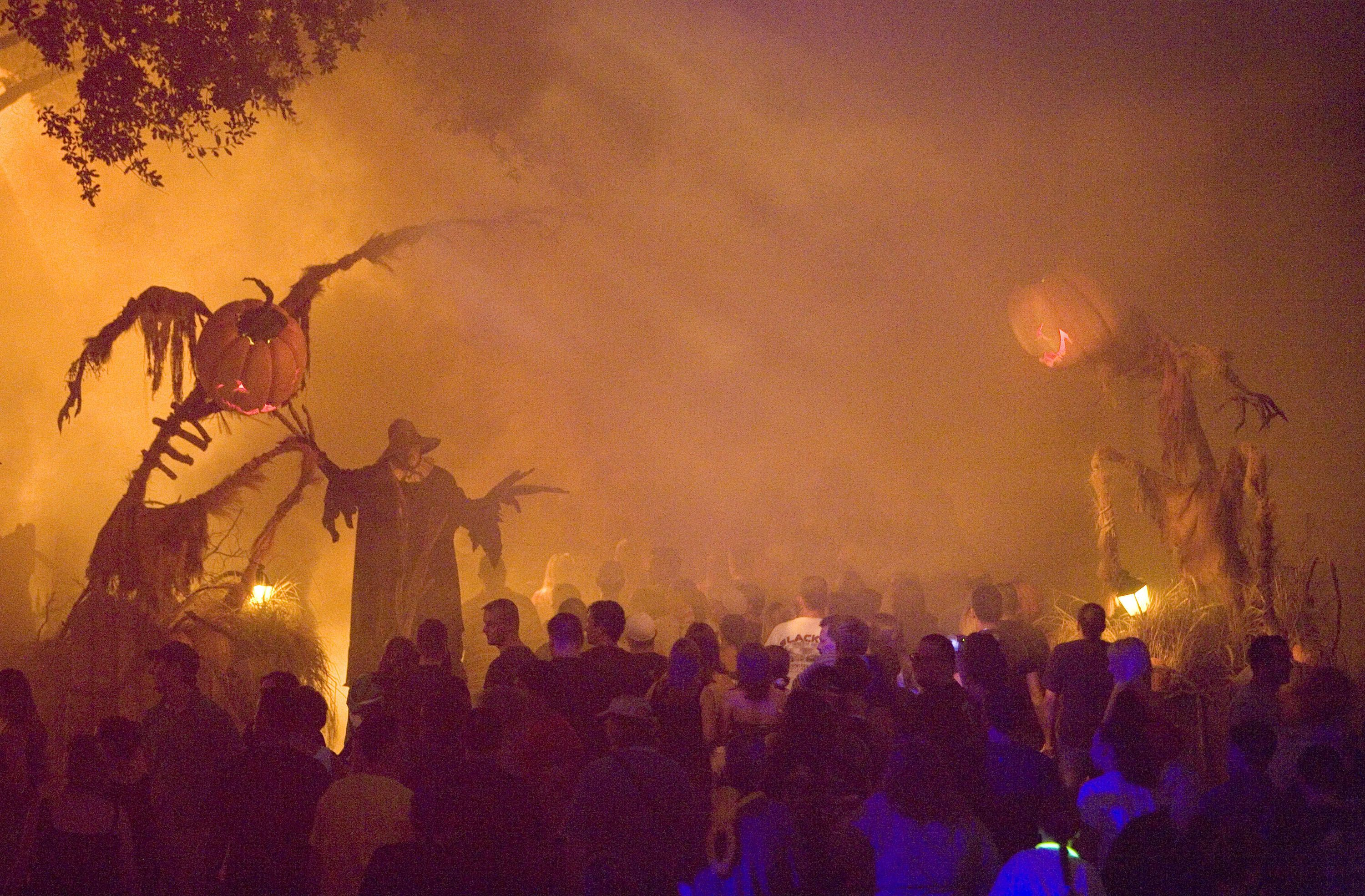 Halloween Horror Nights in Orlando, FL | Places I Must Visit ...