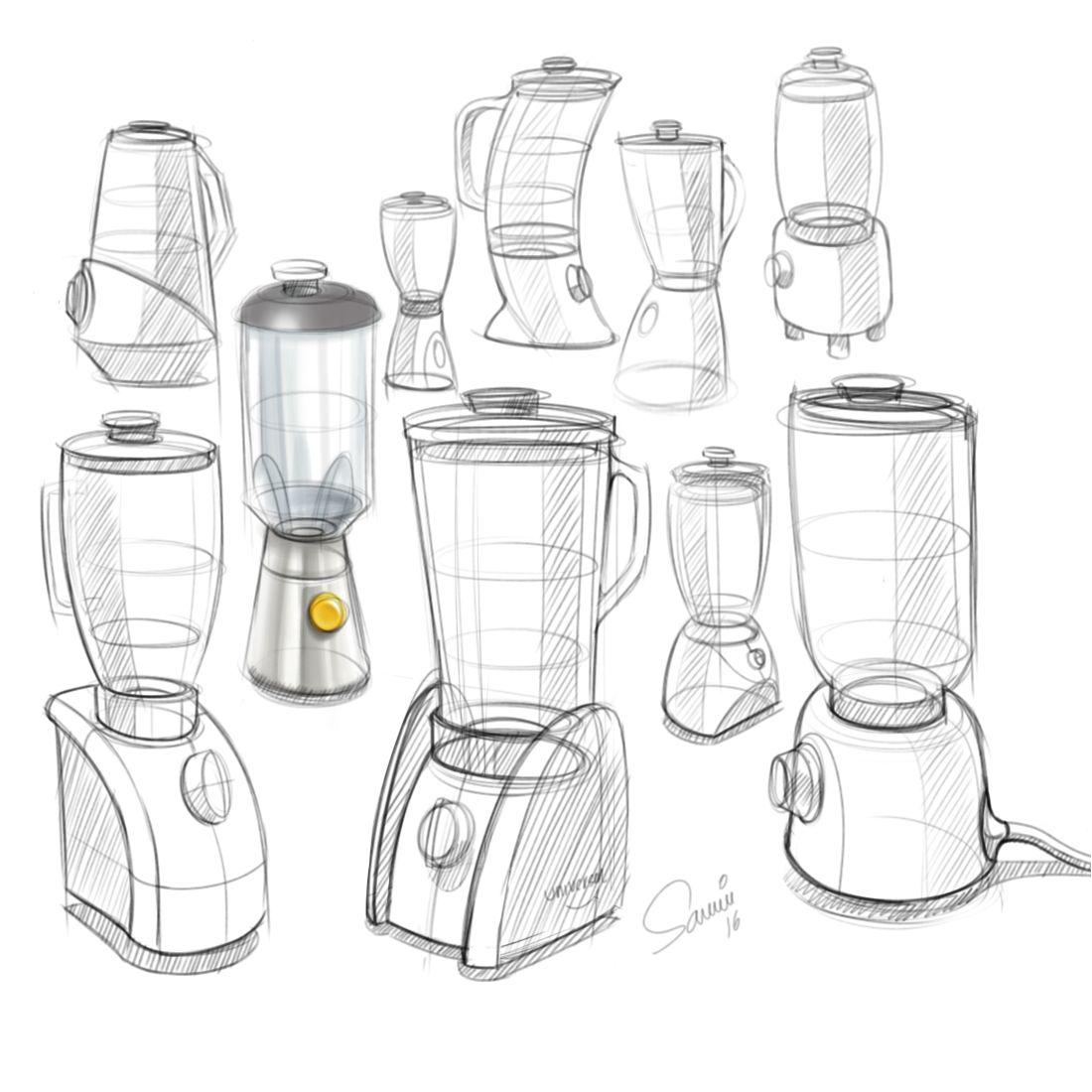 Product Design Line Art : Product design sketchbook on behance …