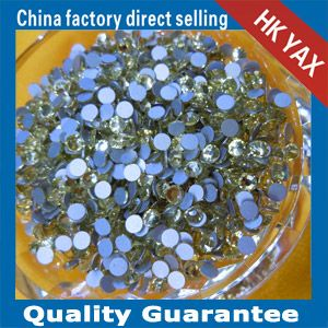 Zhou- looks cheapest so far- 0604C Whoelase high quality round flat back strass for nail art, fashion strass for nail art, strass for nail art, View nail art strass, YAX Product Details from GZ YAX Rhinestones Motifs Garment Accessories Shop on Alibaba.com