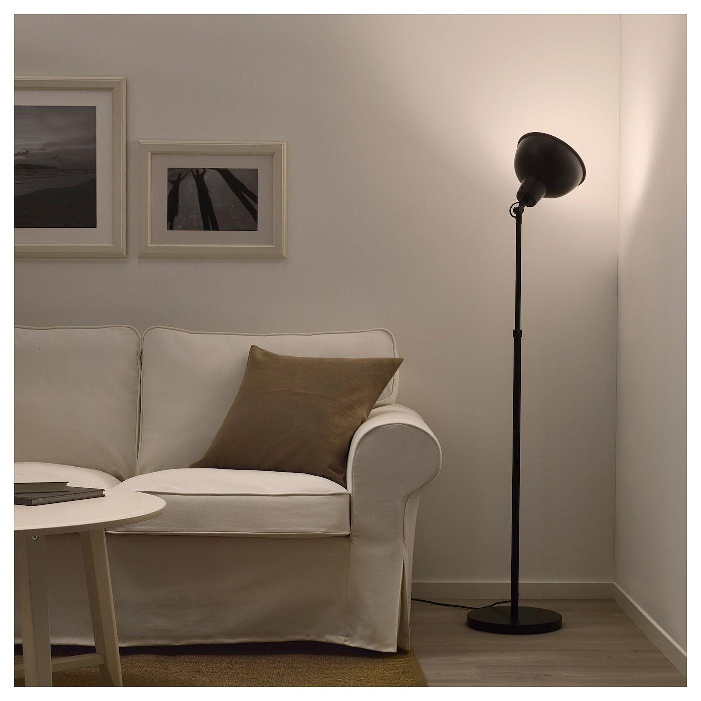 skurup floor uplight  black  ikea floor lamp ikea