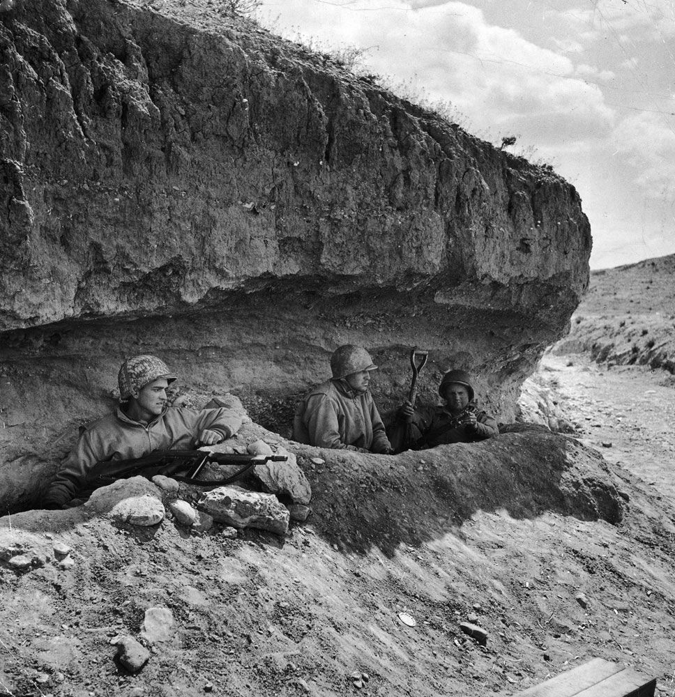 Photos Made By LIFE Magazine's Eliot Elisofon In Tunisia