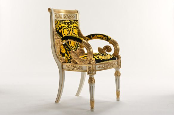 Versace Vanitas chair #furniture #design