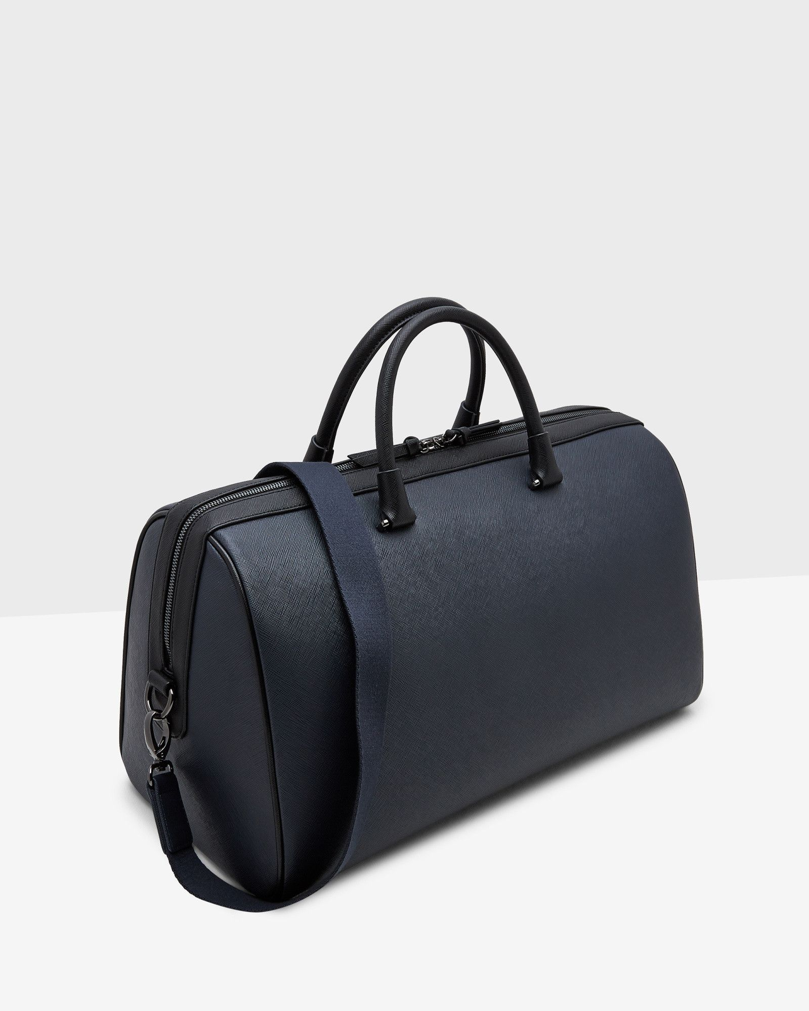 4e0f282cc8785 Cross grain holdall - Navy