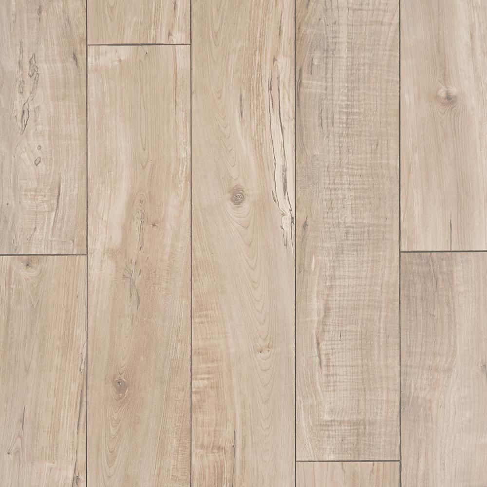 Home Decorators Collection Bywater Gray Maple 12 Mm Thick X 6 1 In Wide X 47 64 In Length Laminate Flooring 452 16 Sq Ft Pallet Light In 2020 Grey Laminate Flooring Laminate Flooring Maple Floors