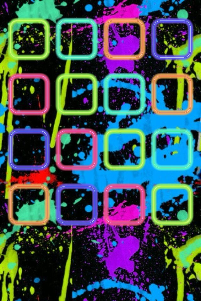 Glow In The Dark Background Rocks And Glows Dark Wallpaper