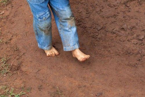 Wie du Grasflecken schnell und einfach entfernen kannst ...
