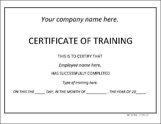 fake skills training certificates education pinterest training