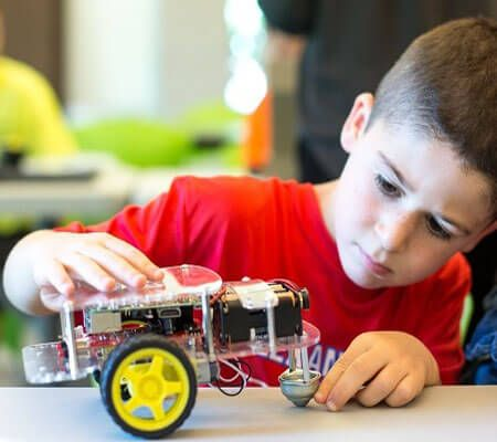 Maxfizz Robotics Classes For Kids In Jaipur Robotics For Kids