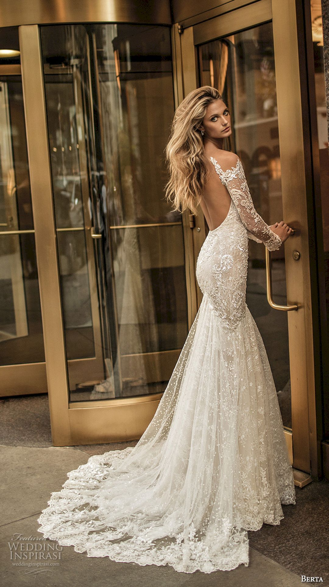 affordable long sleeved lace ideas for perfect bride perfect