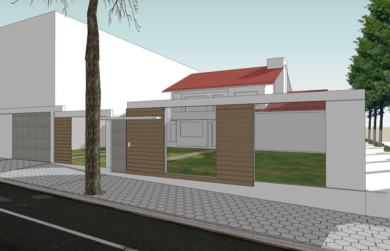 Fachadas de casas bonitas pesquisa google fachadas de for Google casas modernas