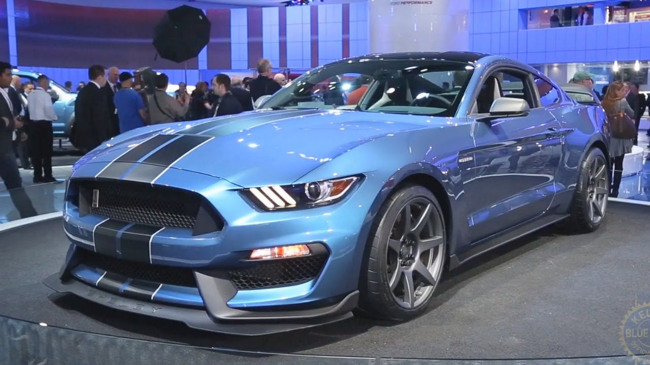 2016 ford mustang shelby gt350r 2015 detroit auto show kbb