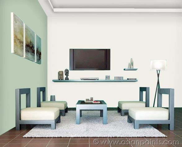Living Room L104 Cotton Wool And 8386 Pepper Leaf Asian
