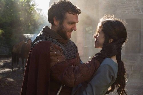 Photo of margaret and jasper for fans of The White Queen BBC.