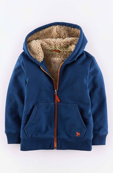 Mini+Boden+'Shaggy'+Lined+Hoodie+(Toddler+Boys,+Little+Boys+&+Big+Boys)+available+at+#Nordstrom