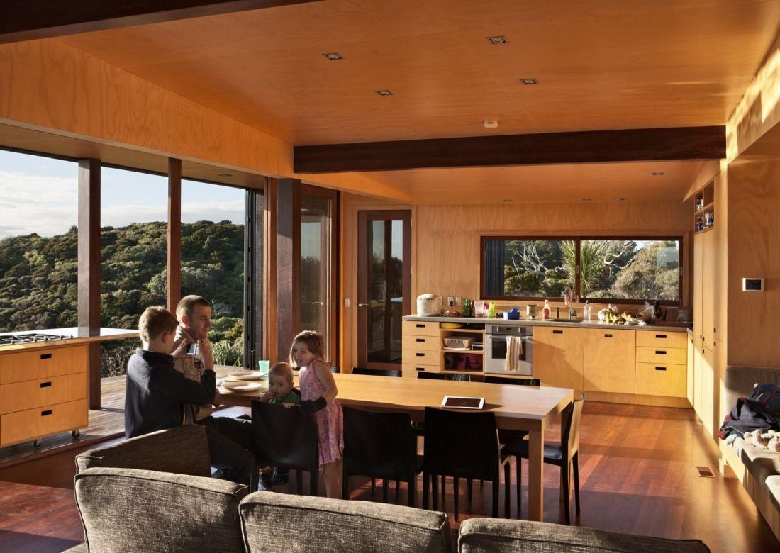 TUTUKAKA HOUSE » Archipro   Arkitektur   Pinterest