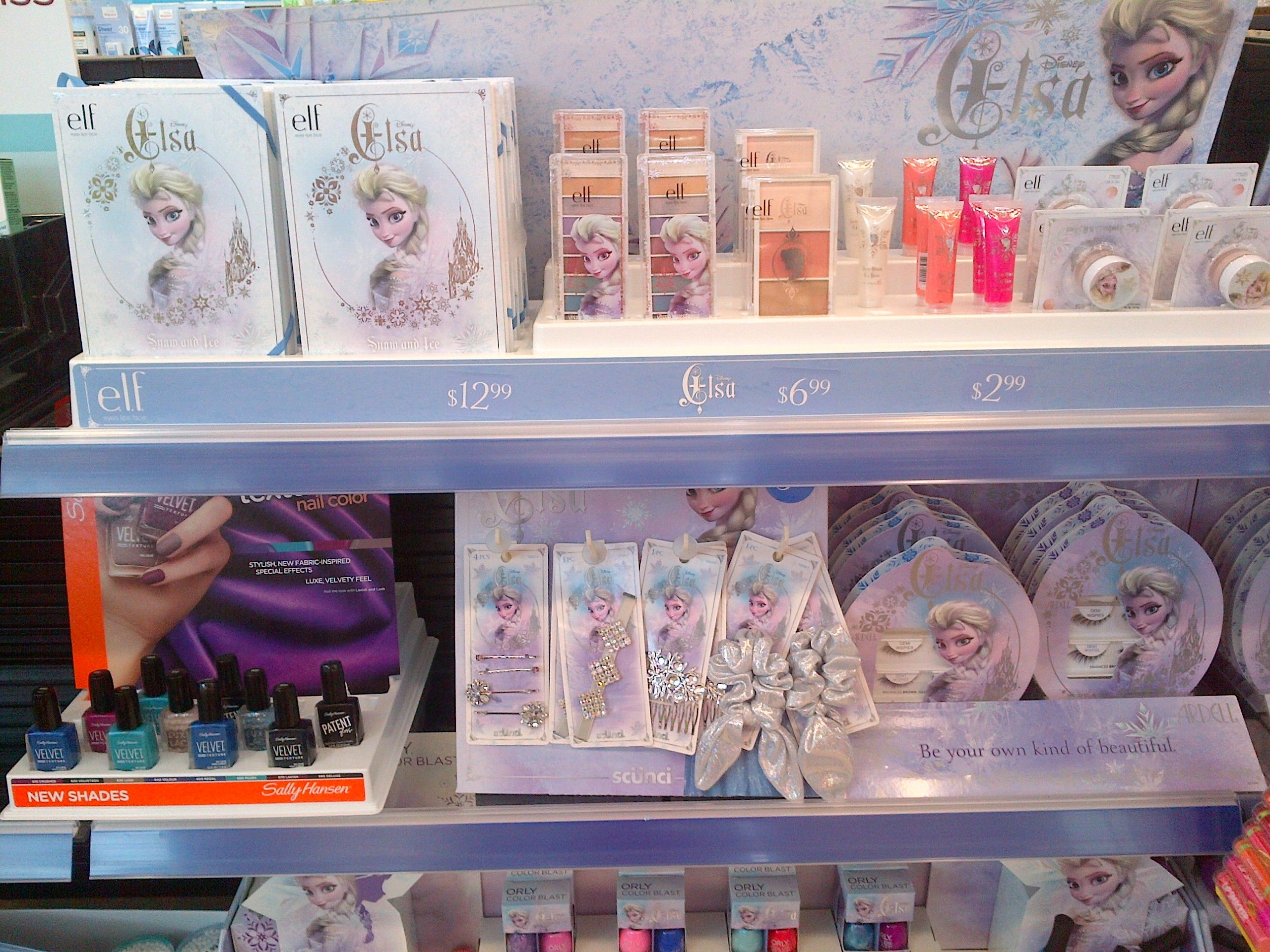 Frozen Makeup Collection By E.L.F. Is Here! Frozen