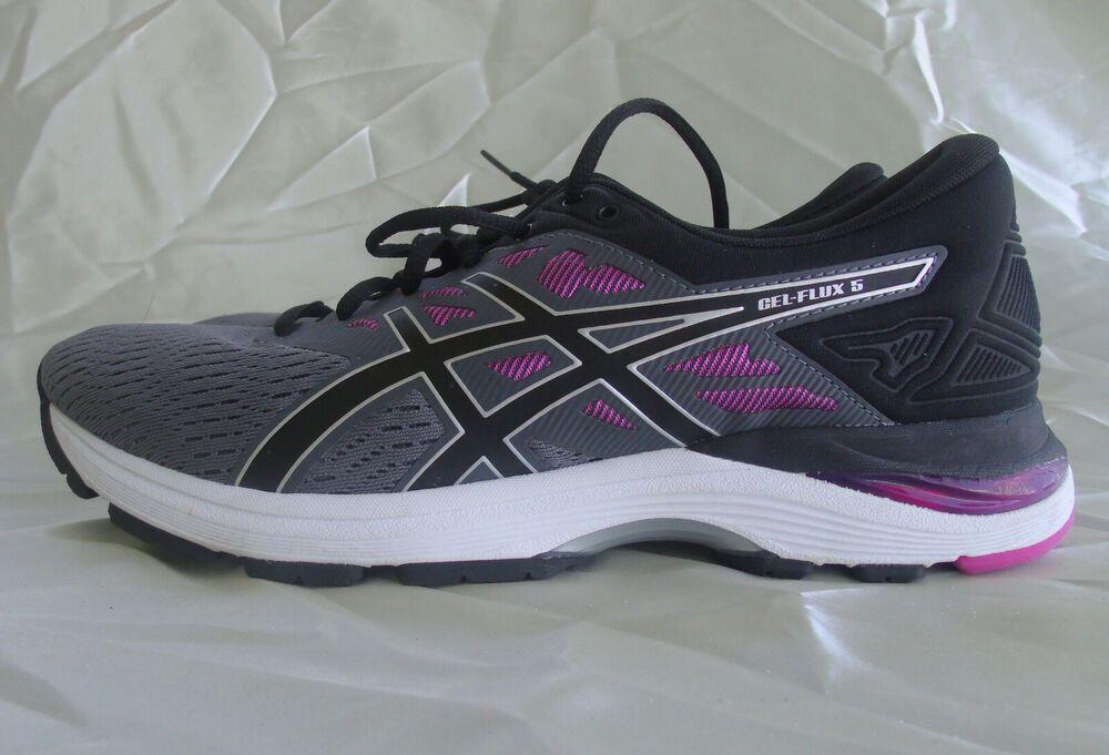 Asics Gel Flux 5 Women S 9 5 Fashion Clothing Shoes Accessories Womensshoes Athleticshoes Ebay Link Blue Shoes Shoes Asics