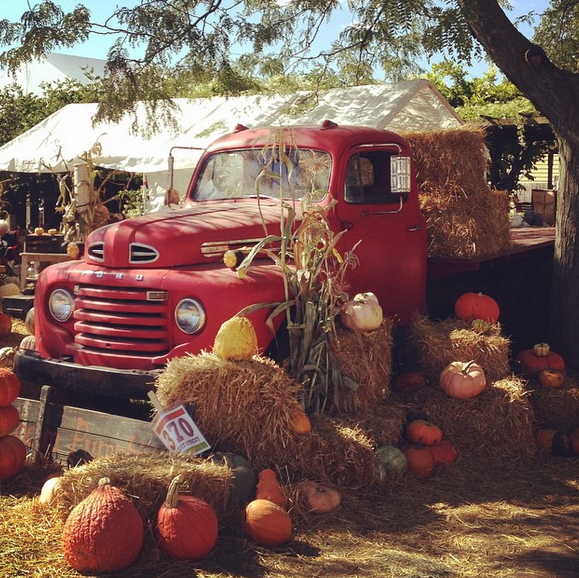 Behind The Scenes: 2014 Country Living Fair In Columbus