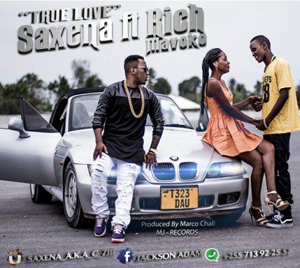 DOWNLOAD AUDIO: Saxena ft Rich Mavoko - True Love mp3 | Places to