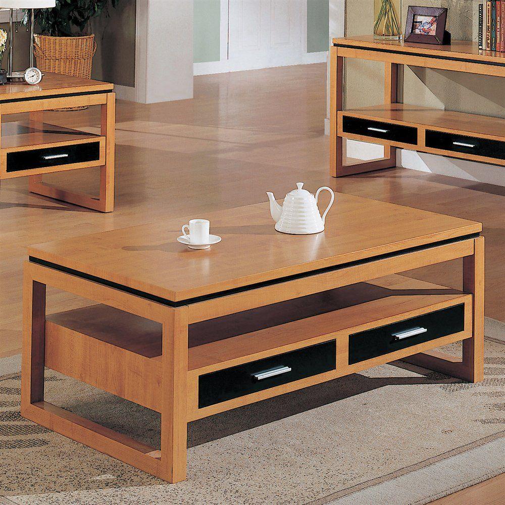 Yuan Tai Furniture 3161C Wayland Coffee Table | ATG Stores