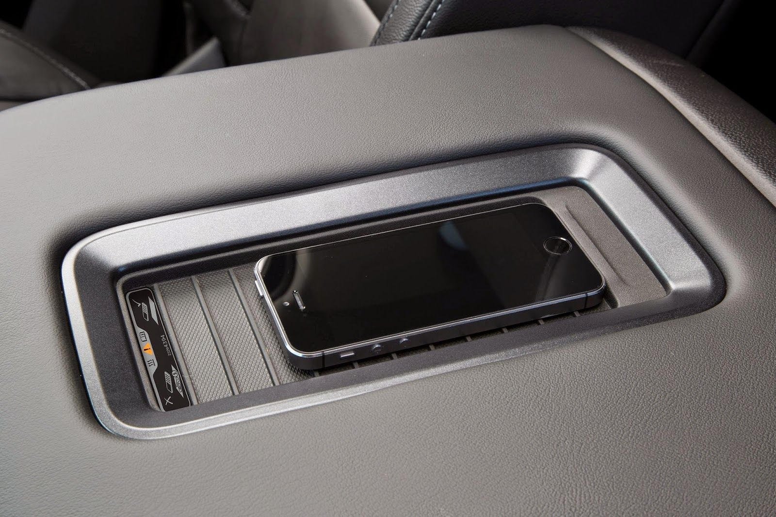 Wireless charging station 2015 chevrolet tahoe suburban z71 package details