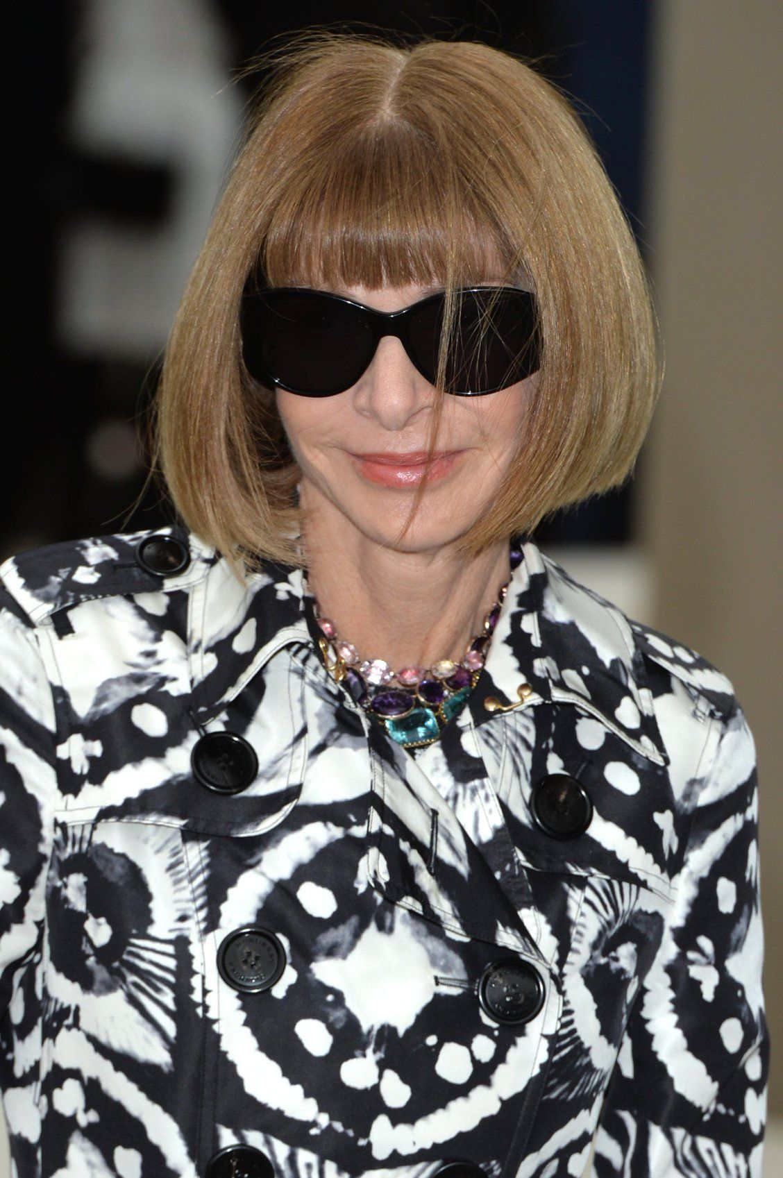 No one is as revered for their choice of shady accessory quite like Anna Wintour.